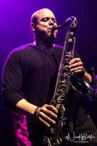 Carlos Sosa with Grooveline Horns