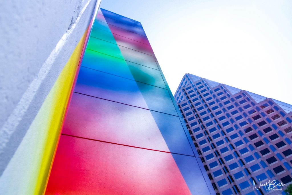 Tau Ceti (Austin Rainbow Wall)